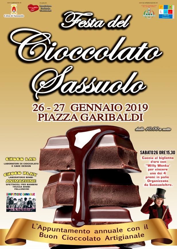 festa del cioccolato sassuolo